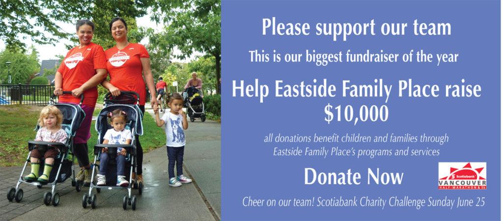 Scotiabank Charity Challenge June 25